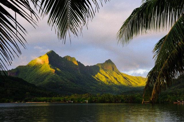 这是继大溪地之后的第二大岛